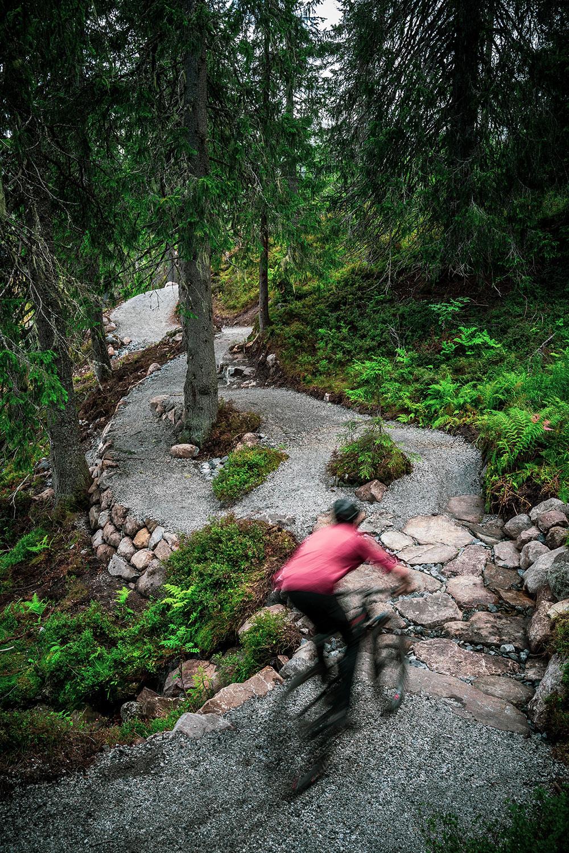 World Trail blir stibyggere på Høgevarde
